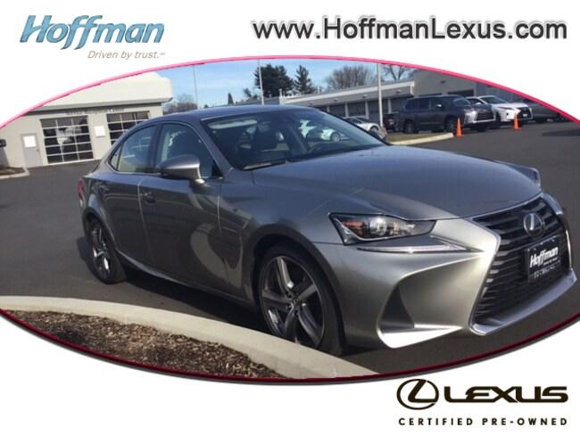 Used 2017 LEXUS IS Sedan in East Hartford