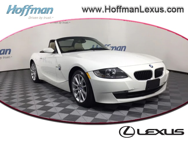 Used 2008 BMW Z4 Convertible in East Hartford