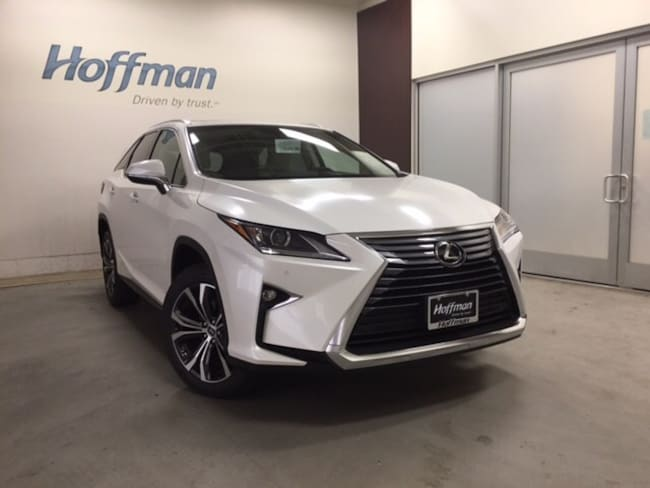 New 2019 LEXUS RX 350L SUV in East Hartford