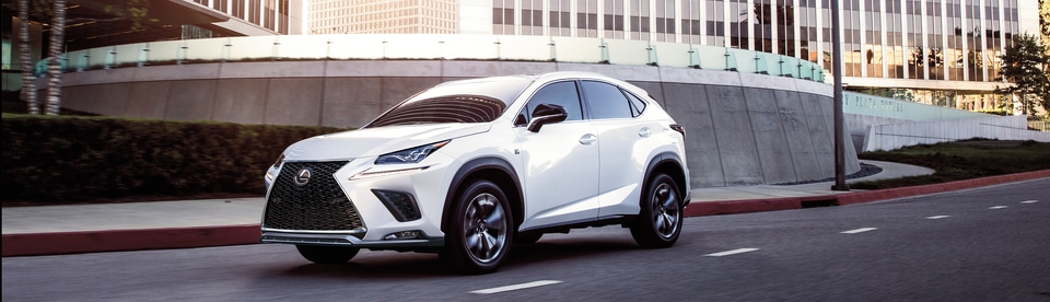New Lexus NX East Hartford