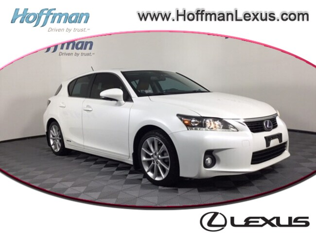 Used 2012 LEXUS CT Hatchback in East Hartford