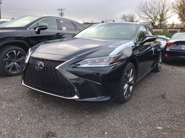 New 2019 LEXUS ES 350 F Sport For Sale in CT | 58ABZ1B14KU003249 | Serving  East Hartford, West Simsbury and New London CT