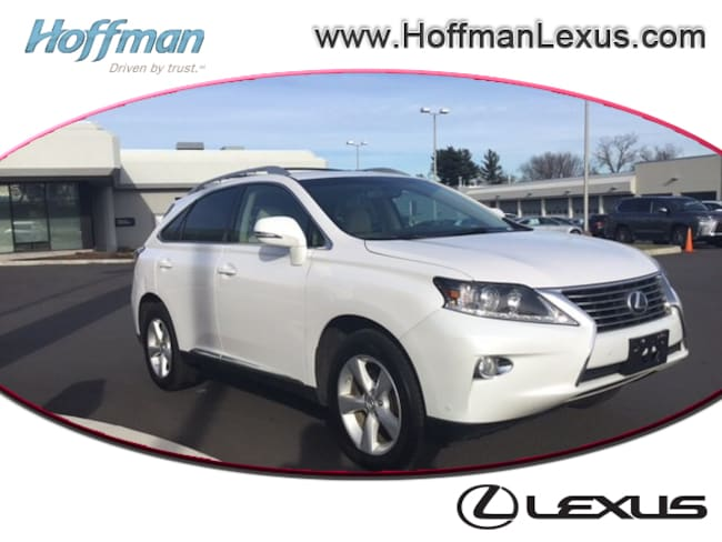 Used 2014 LEXUS RX SUV in East Hartford