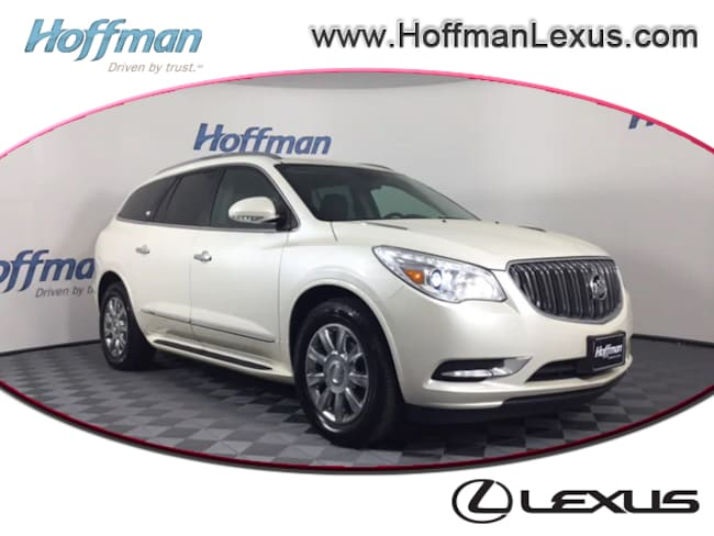 Used 2015 Buick Enclave SUV in East Hartford