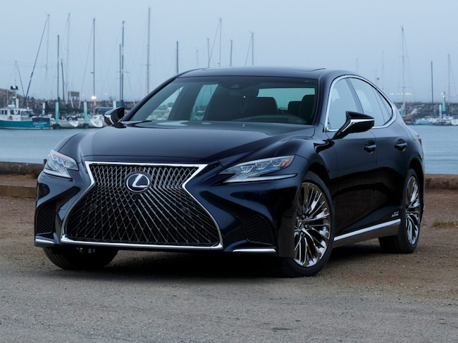 New 2019 LEXUS LS 500h Sedan in East Hartford