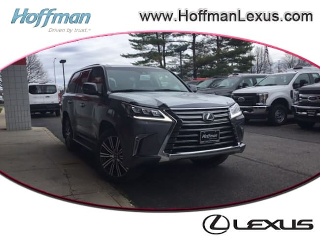 New 2019 LEXUS LX 570 Three-ROW SUV in East Hartford