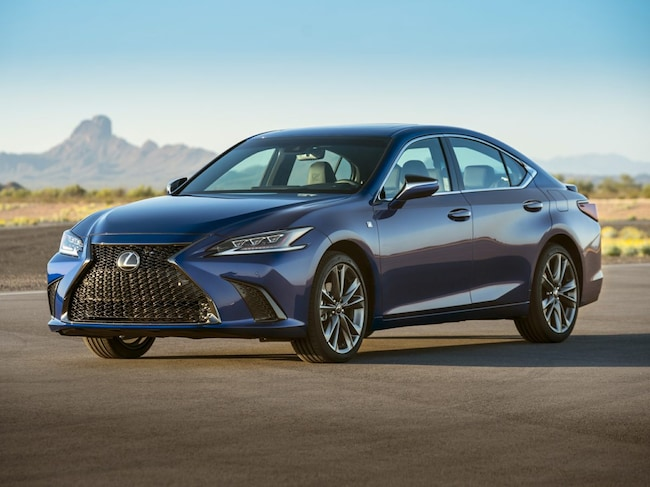 New 2019 LEXUS ES 350 F Sport Sedan in East Hartford
