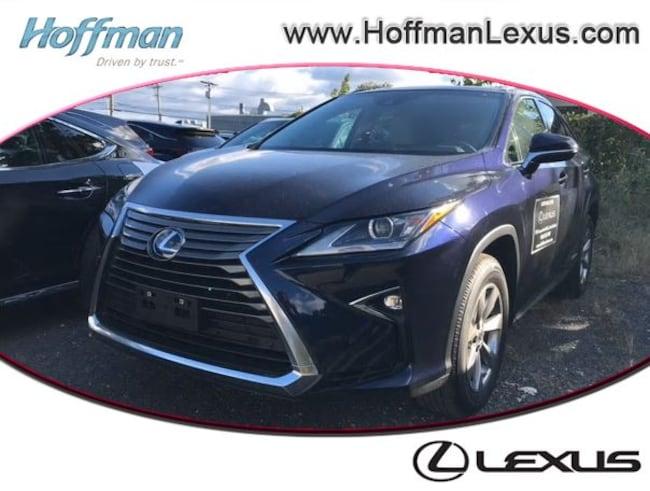 New 2019 LEXUS RX 450hL SUV in East Hartford