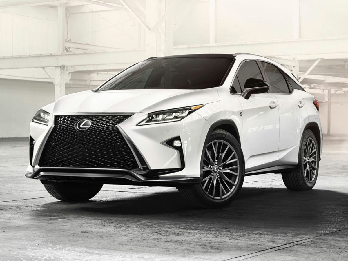 New 2019 LEXUS RX 350 F Sport SUV In East Hartford
