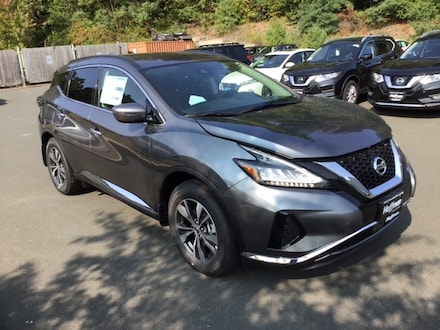 New 2020 Nissan Murano SV SUV in West Simsbury