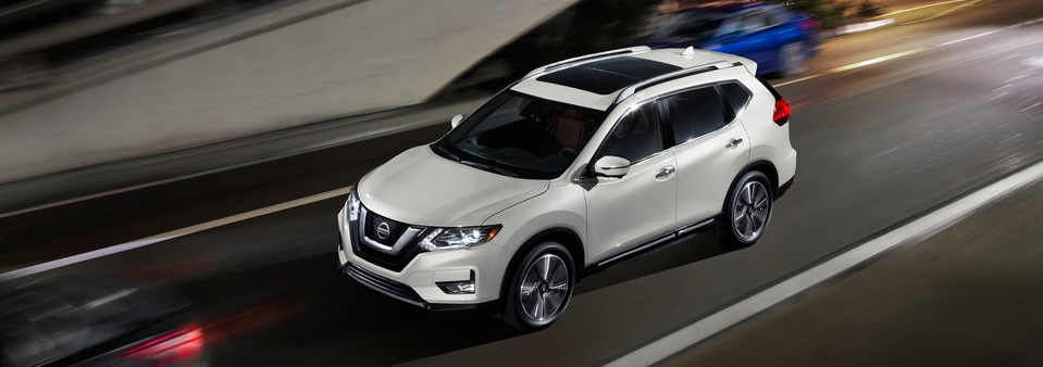New Nissan Rogue West Simsbury