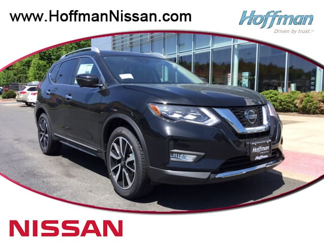 New 2018 Nissan Rogue SL SUV in West Simsbury
