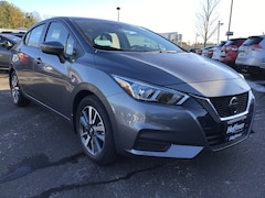 New 2020 Nissan Versa 1.6 SV Sedan for sale in Hartford, CT