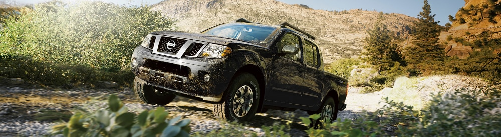 New Nissan Frontier West Simsbury