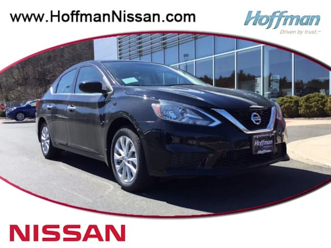 New 2019 Nissan Sentra SV Sedan in West Simsbury