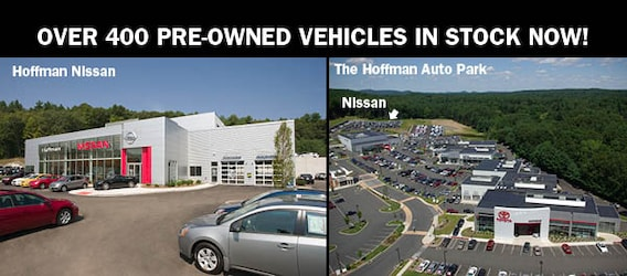 Nissan Dealer Hartford Area | New Nissan, Used Cars, Service