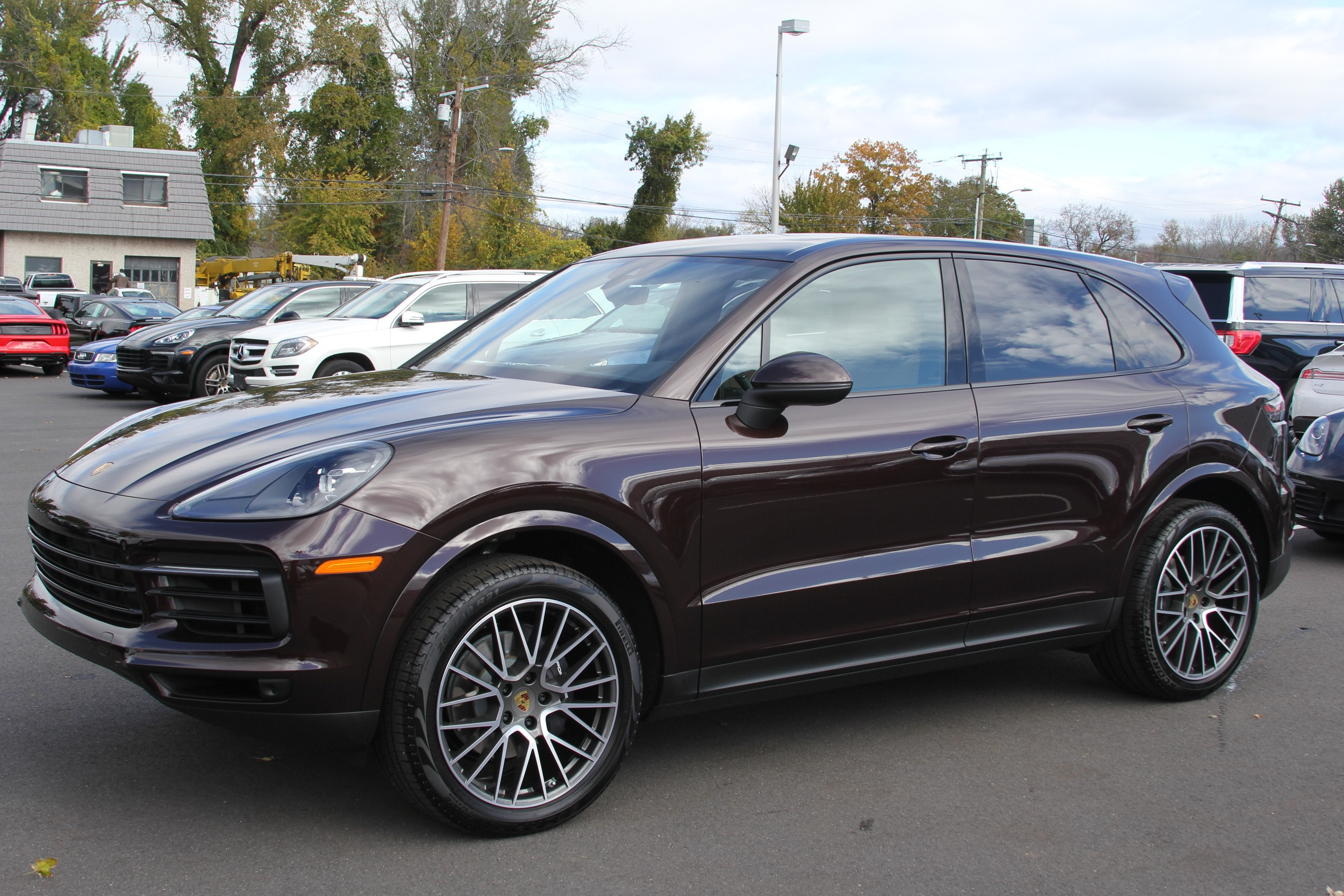 New 2019 Porsche Cayenne For Sale in CT | WP1AA2AY3KDA03311 | Serving East  Hartford, West Simsbury and New London CT