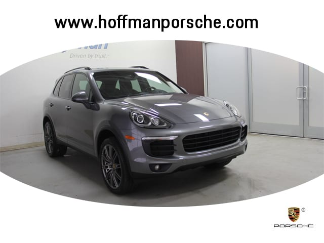 Hoffman Porsche Pre-Owned Inventory out of East Hartford, CT