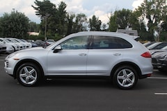 Used 2014 Porsche Cayenne Platinum Edition SUV WP1AA2A28ELA05576 for sale in Hartford, CT