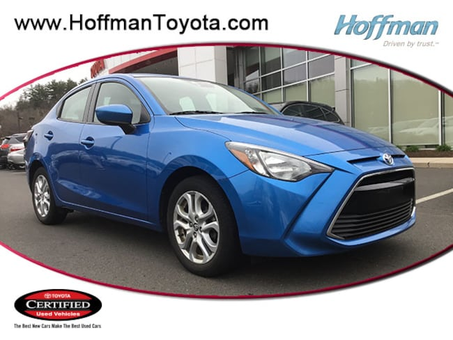 Certified Used 2017 Toyota Yaris iA Base Sedan near Hartford