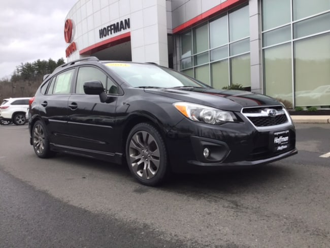 Used 2014 Subaru Impreza 2.0i Sport Premium Sedan near Hartford