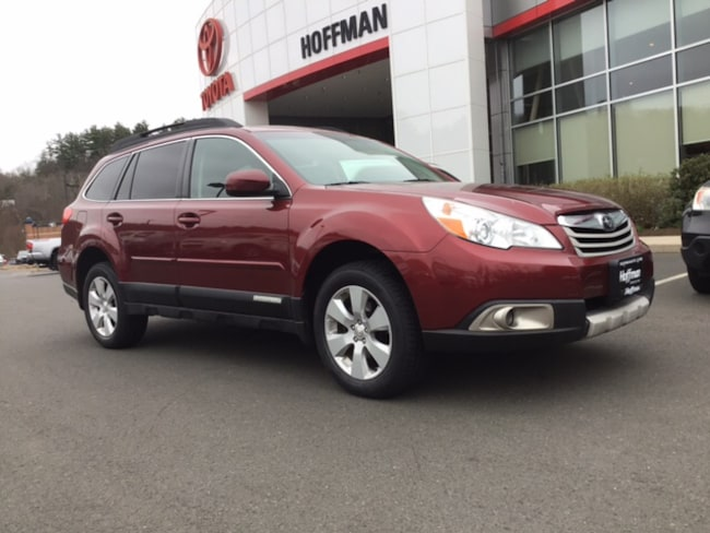 Used 2012 Subaru Outback 2.5i SUV near Hartford