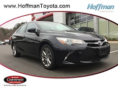 Certified Pre-Owned 2016 Toyota Camry SE Sedan for sale in Hartford, CT