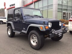 Bargain Used 2005 Jeep Wrangler Sport SUV for sale near Hartford