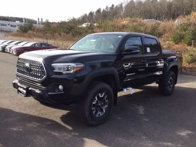 New 2019 Toyota Tacoma TRD Off Road V6 Truck Double Cab near Hartford