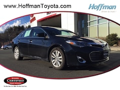 Used 2015 Toyota Avalon XLE Sedan for sale near Hartford