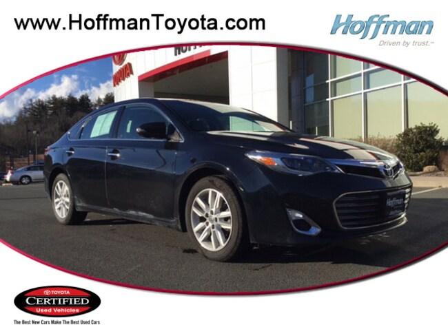 Certified Used 2015 Toyota Avalon XLE Sedan near Hartford