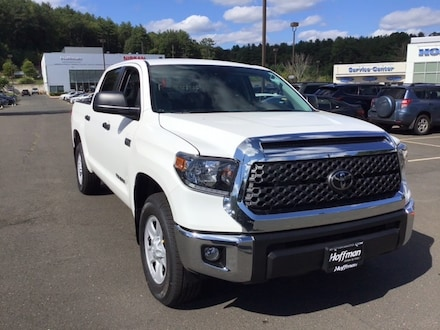 New Featured 2021 Toyota Tundra SR5 5.7L V8 Truck CrewMax for sale near you in West Simsbury, CT