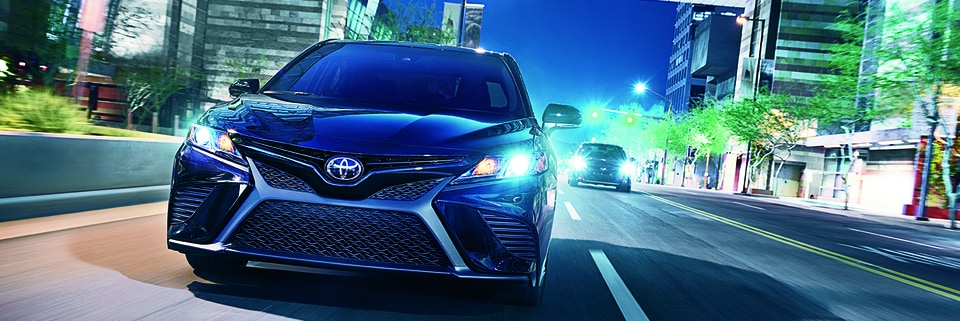 New Toyota Camry Hartford