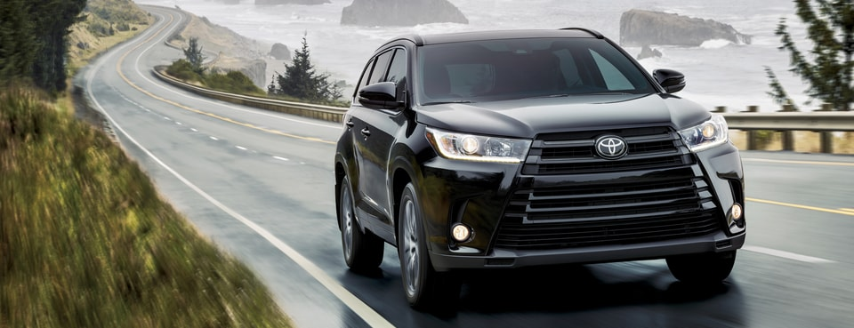 New Toyota Highlander Hartford