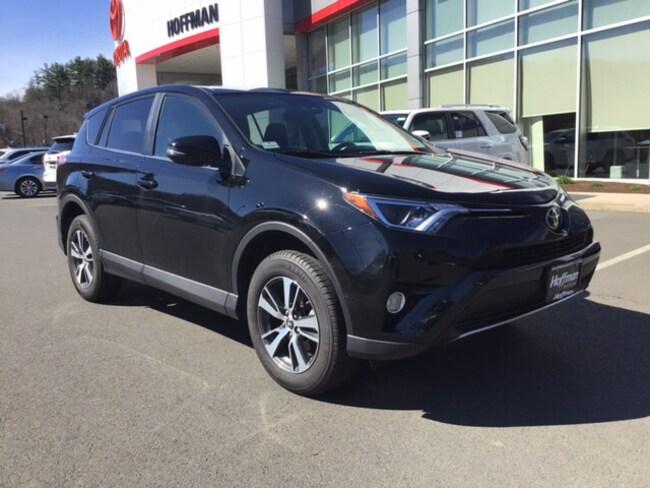 Certified Used 2018 Toyota RAV4 XLE SUV near Hartford