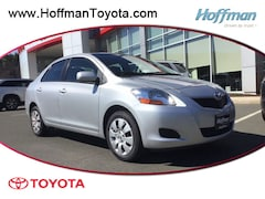Used 2012 Toyota Yaris Base Sedan JTDBT4K33C1419814 for sale in Hartford, CT