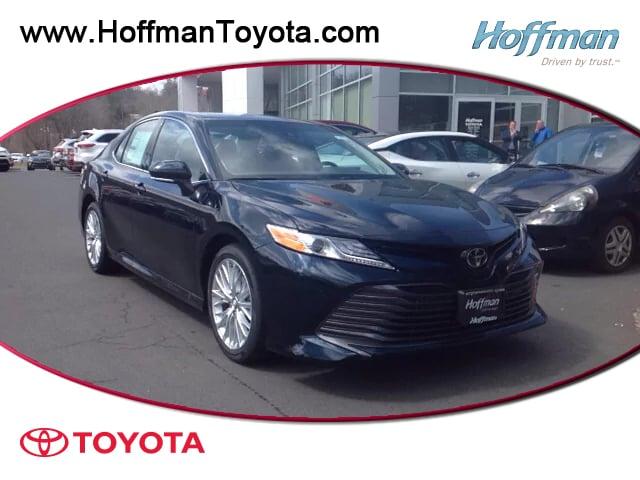 New 2018 Toyota Camry XLE Sedan near Hartford