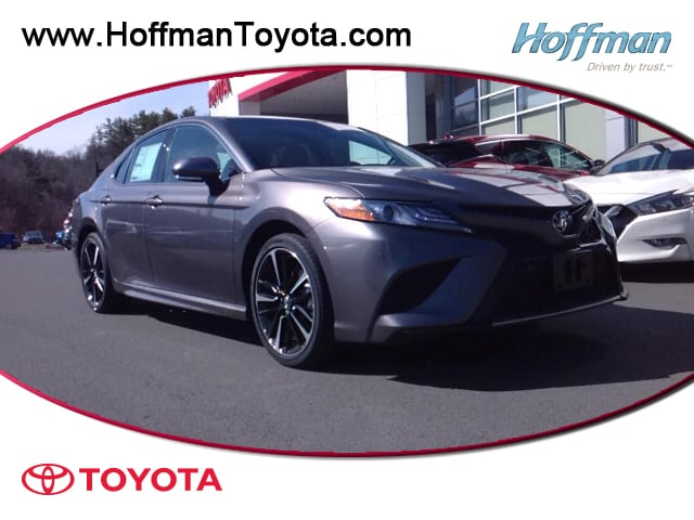 New 2018 Toyota Camry XSE Sedan near Hartford