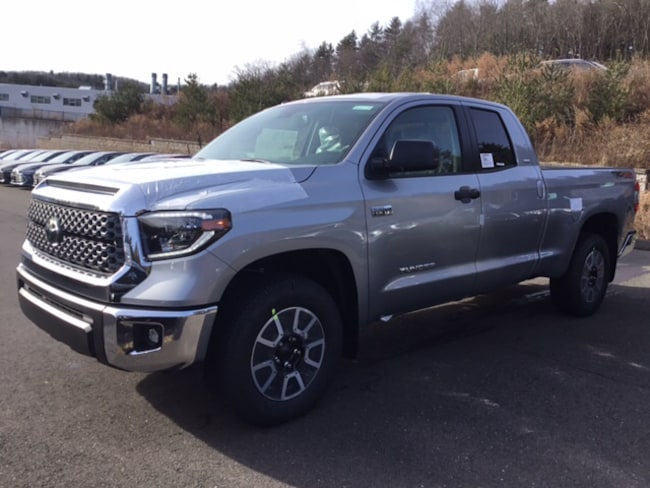 New 2019 Toyota Tundra SR5 5.7L V8 Truck Double Cab near Hartford