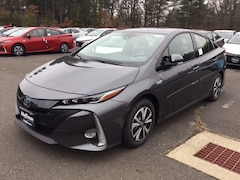 New 2018 Toyota Prius Prime Advanced Hatchback for sale near Hartford