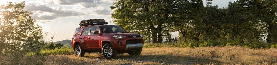 New Toyota 4Runner Hartford