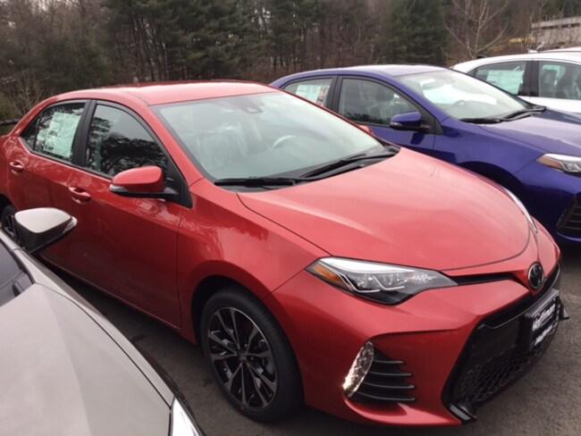 New 2019 Toyota Corolla SE Sedan in greater Hartford