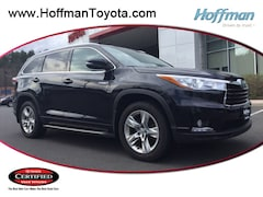 Certified Pre-Owned 2015 Toyota Highlander Hybrid Limited SUV for sale in Hartford, CT