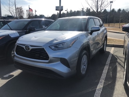 New Featured 2020 Toyota Highlander L SUV for sale near you in West Simsbury, CT