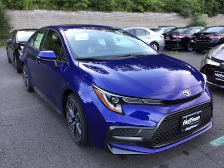 New Featured 2020 Toyota Corolla XSE Sedan for sale near you in West Simsbury, CT
