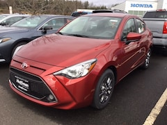 New 2019 Toyota Yaris Sedan LE Sedan 3MYDLBYV6KY514112 for sale in Hartford, CT