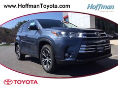 New 2018 Toyota Highlander LE Plus V6 SUV near Hartford