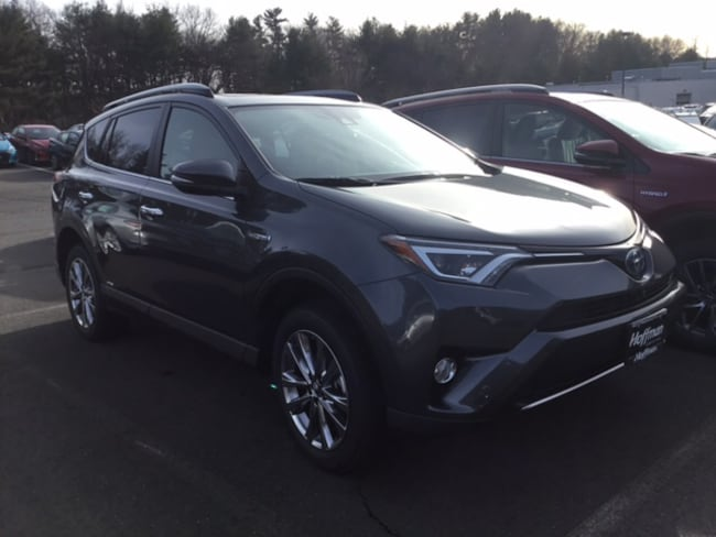 New 2018 Toyota RAV4 Hybrid Limited SUV near Hartford