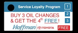 Service Loyalty Program!