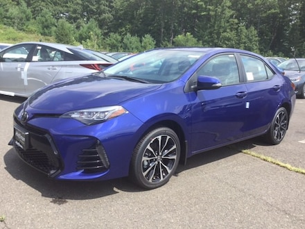 New Featured 2019 Toyota Corolla SE Sedan for sale near you in West Simsbury, CT